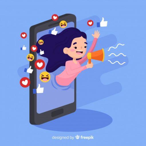 استراتيجية التسويق عبر وسائل التواصل الاجتماعي