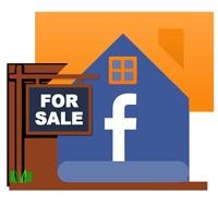 التسويق الإلكتروني العقارات عبر الفيسبوك و إنستقرام