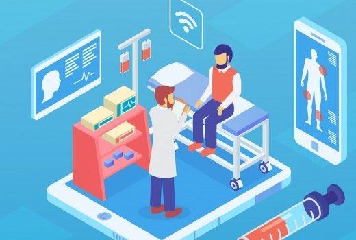 التسويق الالكتروني في المجال الصحي و الطبي