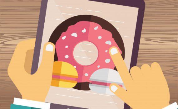 التسويق الالكتروني للمطاعم